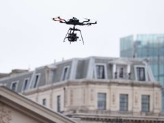 The Civil Aviation Authority has published new rules on the use of drones (Yui Mok/PA)