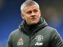 Ole Gunnar Solskjaer will be without two key forwards (Paul Ellis/PA)