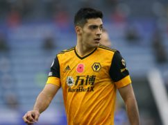 Wolves' Raul Jimenez is recovering after surgery (Tim Keeton/PA)