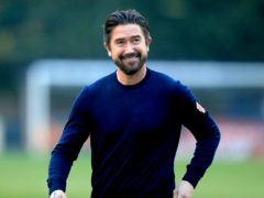Harry Kewell was delighted with Oldham's fightback (Adam Davy/PA)