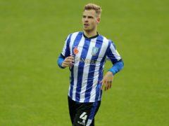 Joost Van Aken is an injury doubt (Richard Sellars/PA)
