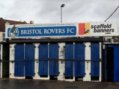 Bristol Rovers' next two matches have been suspended (Mike Egerton/PA)