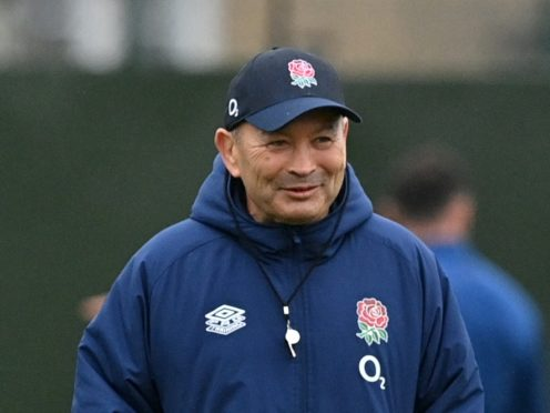 Eddie Jones will lock horns with Japan, the team he coached with great success (PA)