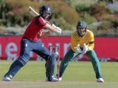 David Malan was stranded on 99 as England beat South Africa (Halden Krog/AP)