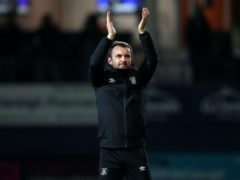 Luton manager Nathan Jones praised his side's display in the win over Preston (Andrew Matthews/PA)