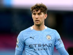 John Stones feels Manchester City are starting to click into gear this season (Michael Regan/PA)