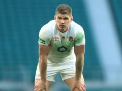 Owen Farrell accepted his shortcomings (Adam Davy/PA)