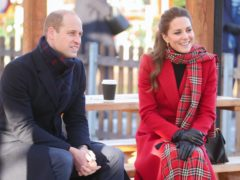 The Duke and Duchess of Cambridge's visit to Wales has been criticised by Welsh Health Minister Vaughan Gething (PA)