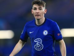 Billy Gilmour, pictured, has been praised by Frank Lampard (Adam Davy/PA)