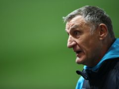 Tony Mowbray felt his side gifted Sheffield Wednesday their goal (Nick Potts/PA)