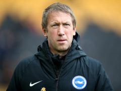 Brighton boss Graham Potter says Saturday's opponents Sheffield United still have reasons to be positive (Nick Potts/PA).