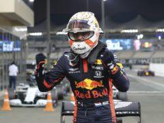 Max Verstappen caused a qualifying upset (Kamran Jebreili/AP)