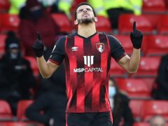 Dominic Solanke scored twice for Bournemouth (Kieran Cleeves/PA)