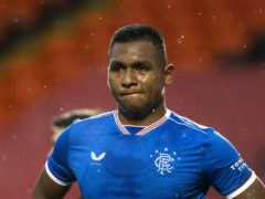 Alfredo Morelos has been defended by his manager (Alan Harvey/PA)