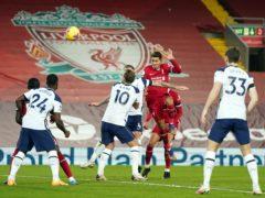 Roberto Firmino scored a late winner for Liverpool (Jon Super/PA)