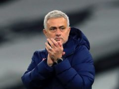 Jose Mourinho is not searching for recognition (Adam Davy/PA)