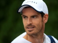 Andy Murray, pictured, has accepted a wild card entry for the 2021 Australian Open (Adam Davy/PA)
