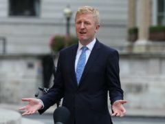 Richard Bevan took a swipe at Oliver Dowden, pictured (Yui Mok/PA)