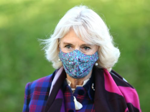 The Duchess of Cornwall encouraged people to phone those who may be isolated over the festive period (Chris Jackson/PA)