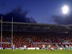 London Irish's game against Northampton in Brentford has been cancelled (John Walton/PA)