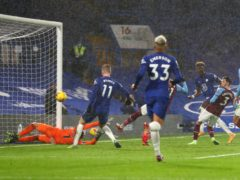 Tammy Abraham struck a brace to help Chelsea to a 3-0 win over West Ham (Clive Rose/PA)