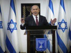 Israeli Prime Minister Benjamin Netanyahu (Yonatan Sindel/Pool Photo via AP)