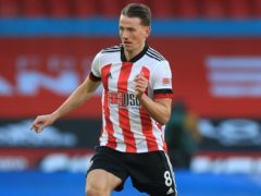 Sheffield United's Sander Berge is facing up to four months on the sidelines after surgery (Mike Egerton/PA)