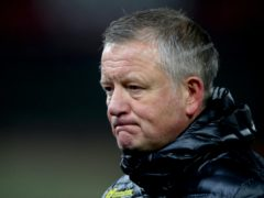 Chris Wilder is having to manage a coronavirus outbreak at Sheffield United (Nick Potts/PA)