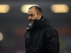 Wolves manager Nuno Espirito Santo has been charged by the FA (Gareth Copley/PA)
