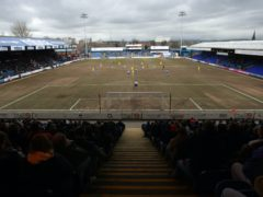 Stockport prevailed at Edgeley Park (Dave Thompson/PA)
