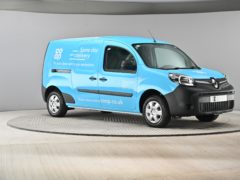 All Co-op vans are planned to be electric by 2025 (Co-op/PA)