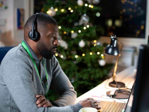 NSPCC counsellors have seen a 22% rise in calls (NSPCC/PA)