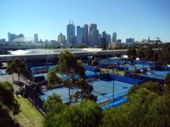 Preparations for the Australian Open have been thrown into chaos with 47 players having to isolate (PA)
