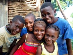 The Wee Box appeal will help those affected by violence in DR Congo (SCIAF/PA)