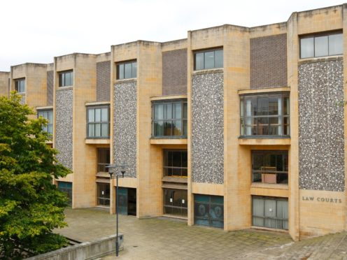 A general view of Winchester Crown Court (Chris Ison/PA)