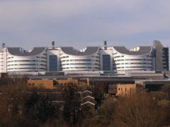 Queen Elizabeth Hospital, Birmingham (PA)