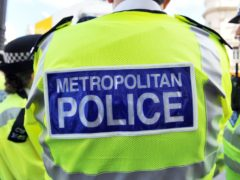 A serving Metropolitan Police officer has died after testing positive for Covid-19 (Nick Ansell/PA)