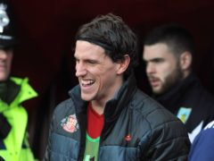 Former Sunderland defender Billy Jones has rejoined Crewe on loan until the end of the season (Anna Gowthorpe/PA)