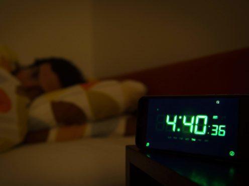 Humans need sleep (Dominic Lipinski/PA)