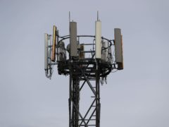 The Government has launched a consultation looking at the legal framework around the building and maintaining of phone masts (Andrew Matthews/PA)