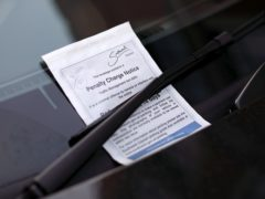 English councils made a combined £891 million surplus from parking activities in the past financial year, according to new analysis (Yui Mok/PA)