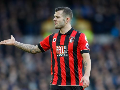Jack Wilshere has signed a short-term deal with Bournemouth (Martin Rickett/PA)