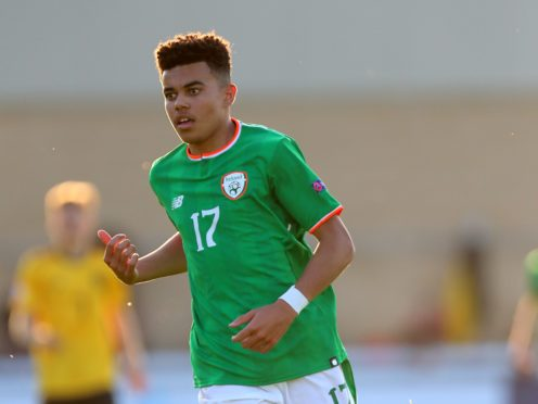 Republic of Ireland Under-19 international Tyreik Wright could make is debut for Walsall on Saturday (Nigel French/PA)