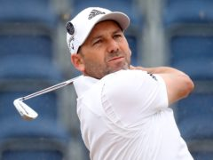 An opening 66 left Sergio Garcia two shots off the lead in the Omega Dubai Desert Classic (Jane Barlow/PA)