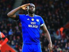Cardiff's Sol Bamba has already started his treatment. (Mark Kerton/PA)