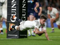 George Ford spared England's blushes against Scotland two years ago (Steve Paston/PA)