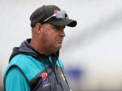 Mickey Arthur was dismayed by his side's initial batting display in Galle (Simon Cooper/PA)