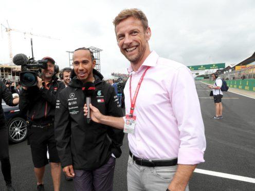 Jenson Button has re-joined Williams as the British team's senior advisor (David Davies/PA)