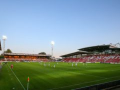 It finished goalless at the Racecourse Ground (PA)