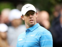 Rory McIlroy is searching for a long-awaited victory in Abu Dhabi (Bradley Collyer/PA).